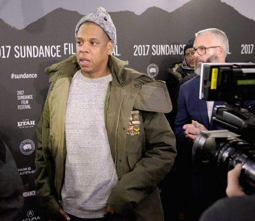 Jay Z Shuts Down Donald Trump Questions [VIDEO]