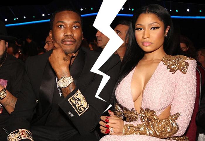 Nicki Minaj & Meek Mill Officially Break Up