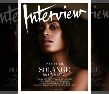 Beyoncé Interviews Solange For Interview Magazine