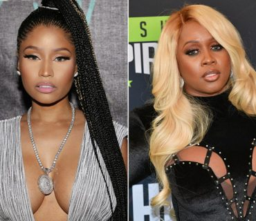 "New Music: Nicki Minaj Throwing Shots at Remy Ma on ""Swalla"" & ""Make Love"""