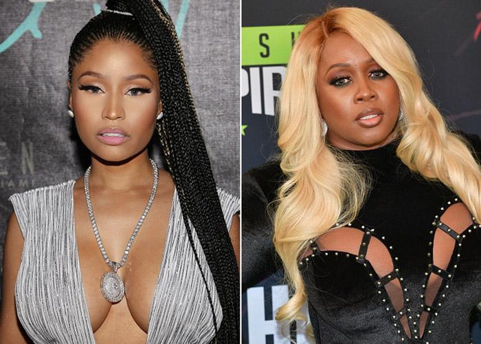 "New Music: Nicki Minaj Throwing Shots at Remy Ma on ""Swalla"" & ""Make Love"""