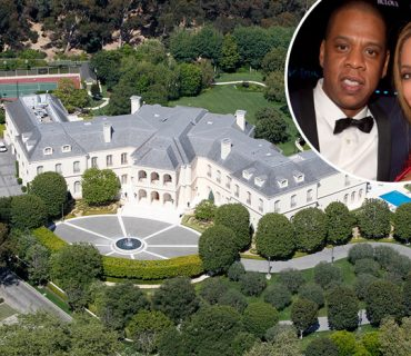 Jay Z and Beyoncé are Looking to Purchase Spelling Mansion in L.A.