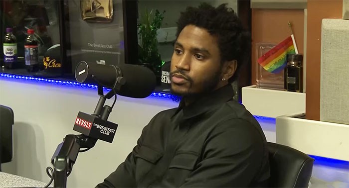 Trey Songz Talks Nicki Minaj, Drake & Chris Brown on The Breakfast Club [VIDEO]