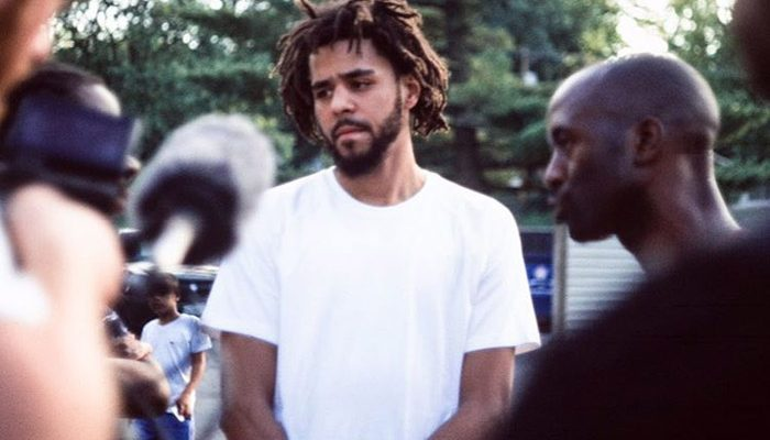 "J. Cole Reveals Swat Team Studio Raid in HBO Special ""4 Your Eyez Only"" [VIDEO]"
