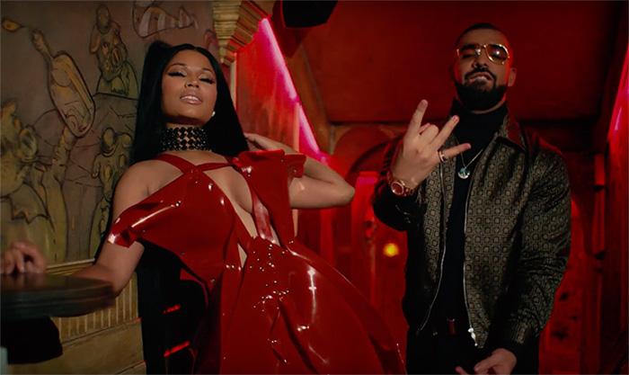 "Nicki Minaj Feat. Lil Wayne & Drake – ""No Frauds"" [NEW VIDEO]"