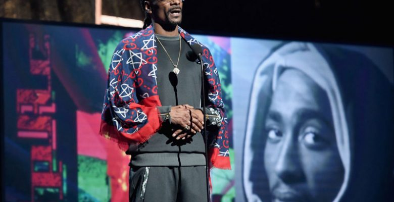 Tupac Shakur Officially Inducted into the Rock & Roll Hall of Fame [VIDEO]