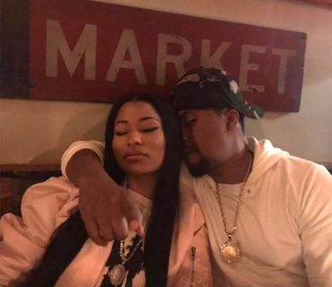 Rumor Report: Nas Dating Nicki Minaj?