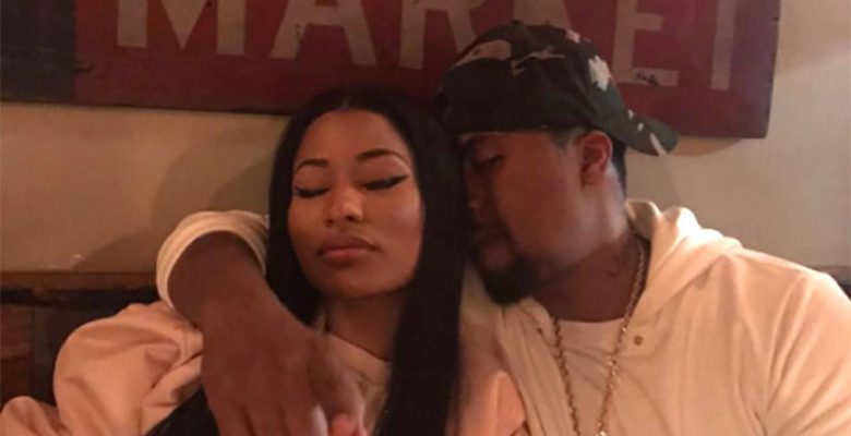 Rumor Report: Nas Dating Nicki Minaj?