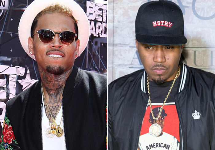 """New Music: Chris Brown Feat. Nas – """"Die Young"""""""