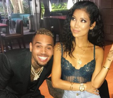 "New Music: Jhené Aiko Feat. Chris Brown  – ""Hello Ego (Don't Stop)"""
