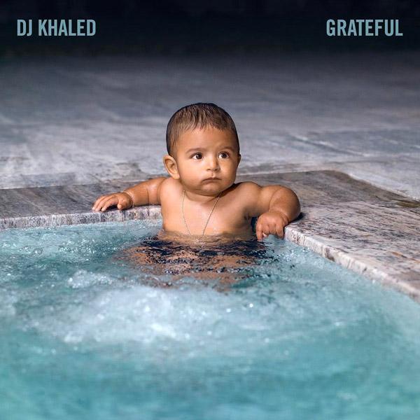 "Album Cover Art & Tracklisting: DJ Khaled – ""Grateful"""