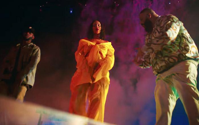 """DJ Khaled Feat. Rihanna and Bryson Tiller – """"Wild Thoughts"""" [NEW VIDEO]"""