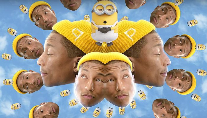 """Pharrell Williams – """"There's Something Special"""" [NEW VIDEO]"""