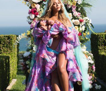 PHOTOS: Beyoncé Reveals the Carter Twins