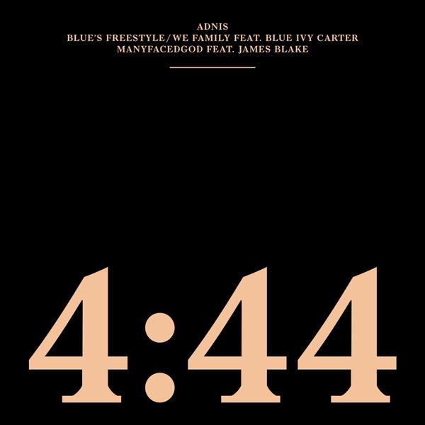 444 full album stream