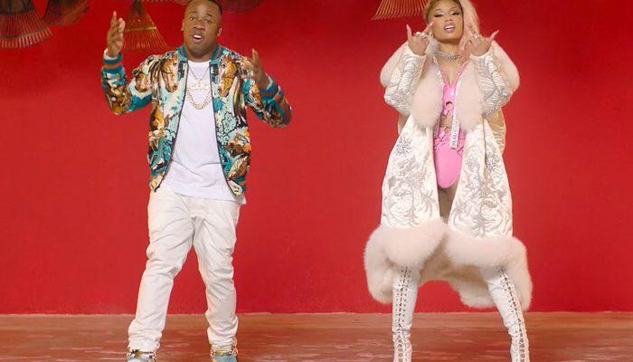 "Yo Gotti Feat. Nicki Minaj – ""Rake it Up"" [NEW VIDEO]"