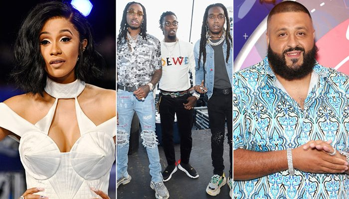 Cardi B, Migos & DJ Khaled Set to Perform at the 2017 BET Hip Hop Awards [VIDEO]