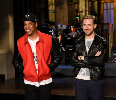 """JAY-Z and Ryan Gosling Star in """"SNL"""" Promos [VIDEO]"""
