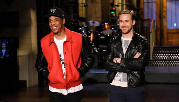 "JAY-Z and Ryan Gosling Star in ""SNL"" Promos [VIDEO]"