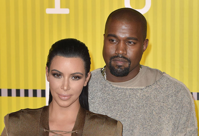 Kanye West & Kim Kardashian Confirm Third Child
