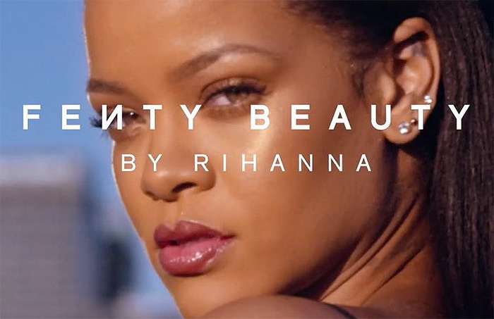Rihanna Shows Diversity in New Fenty Beauty Campaign [VIDEO]