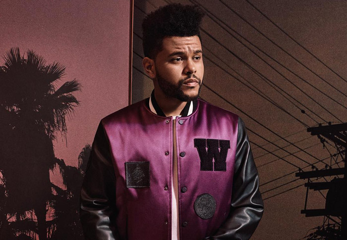 """The Weeknd Covers R. Kelly's """"Down Low"""""""