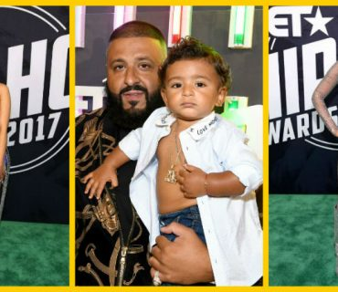 Photos: 2017 BET Hip Hop Awards Green Carpet Arrivals