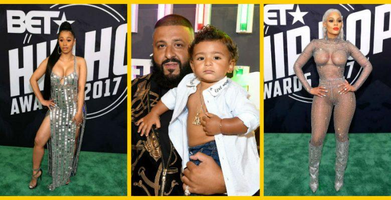 Photos: 2017 BET Hip Hop Awards Green Carpet Arrivals