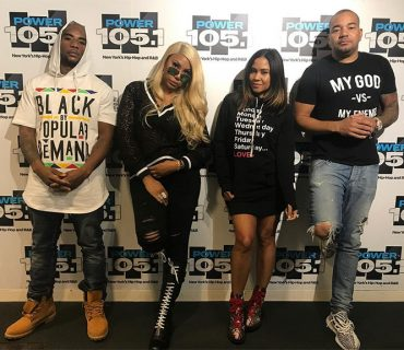 "Tamar Braxton Talks Marriage, Final Album, Tiny and More on ""The Breakfast Club"" [VIDEO]"