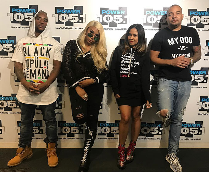 """Tamar Braxton Talks Marriage, Final Album, Tiny and More on """"The Breakfast Club"""" [VIDEO]"""