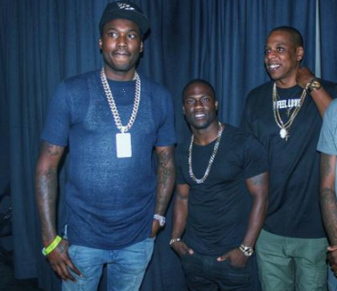 Meek Mill Sentenced to Prison for Violating Parole; JAY-Z & Kevin Hart Show Support