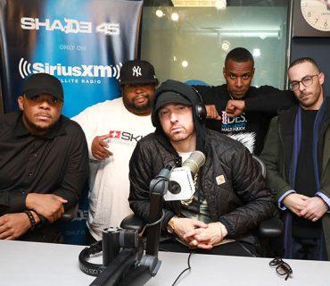 The Beyoncé Collaboration Was on Eminem's Wishlist He Says
