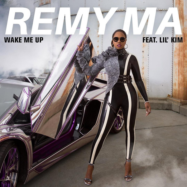 "New Music: Remy Ma Feat. Lil' Kim – ""Wake Me Up"""