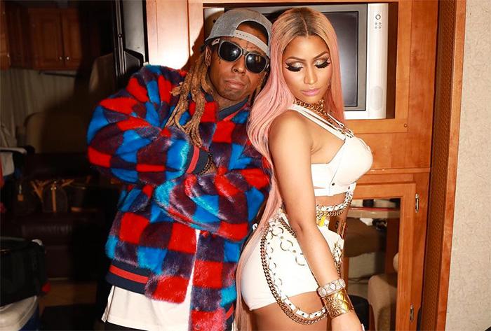 "New Music: Lil Wayne Feat. Nicki Minaj – ""5 Star"""
