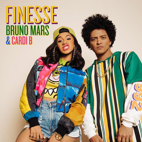 "Bruno Mars Feat. Cardi B – ""Finesse (Remix)"" [NEW VIDEO]"