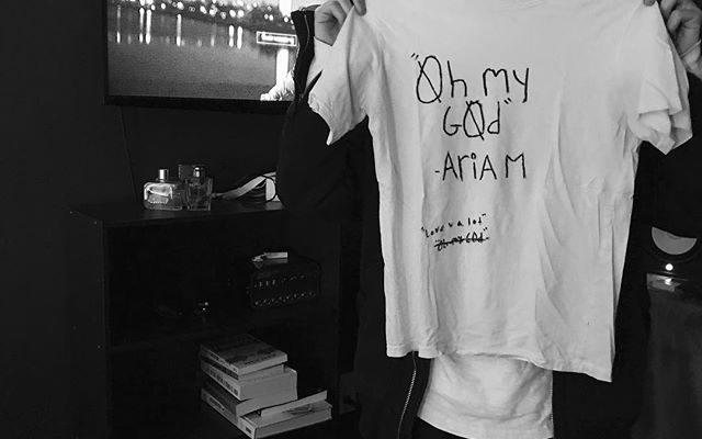 "Sponsored Post: Aria M – ""0h My G0d"""