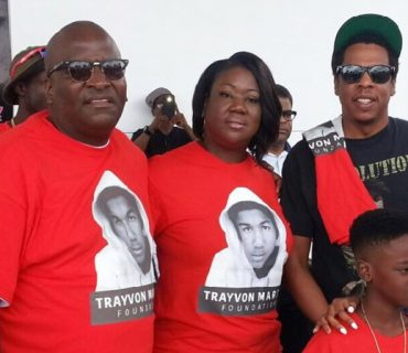 JAY-Z Makes a Surprise Appearance at the Trayvon Martin Peace Walk [VIDEO]