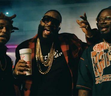 "Rick Ross Feat. T-Pain and Kodak Black – ""Florida Boy"" [NEW VIDEO]"