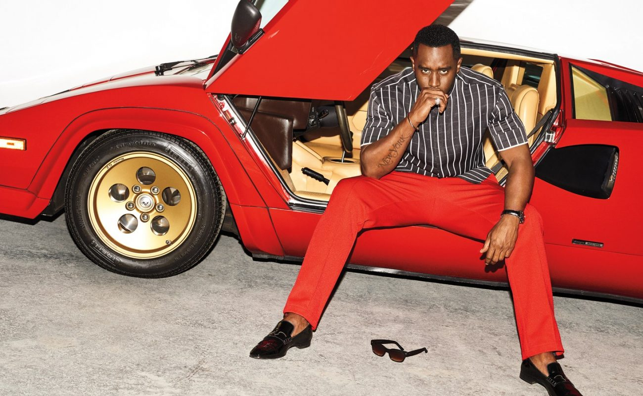 Diddy Talks His Secret Project with JAY-Z & More With GQ Magazine