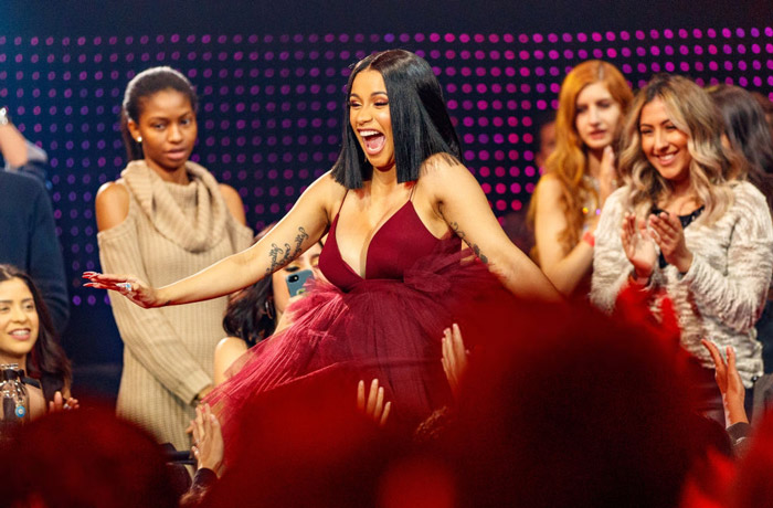 Rumor Report: Cardi B is Pregnant and Expecting in July