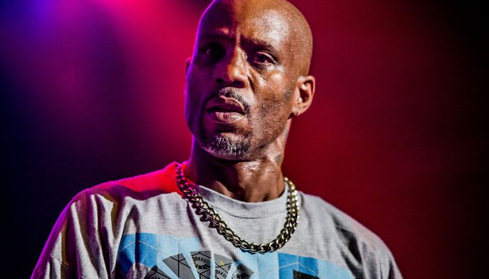 DMX Sentenced to 1 Year in Prison