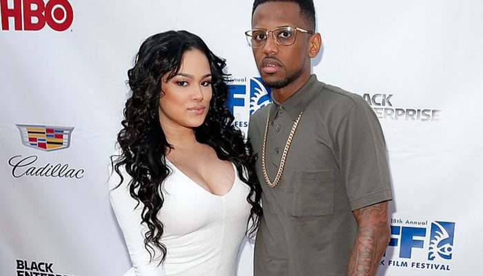 Fabolous Arrested & Released For Allegedly Assaulting Girlfriend Emily B