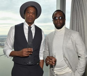 """JAY-Z Tops Diddy on """"Forbes Five: Hip Hop's Wealthiest Artists in 2018"""""""