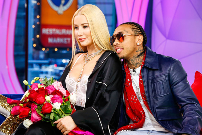 Rumor Report: Iggy Azalea & Tyga Dating – Fuels Rumors at Coachella