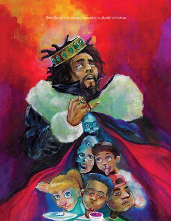 "Tracklisting & Cover Art: J. Cole – ""KOD"""