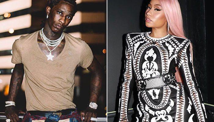 "New Music: Young Thug Feat. Nicki Minaj – ""Anybody"""