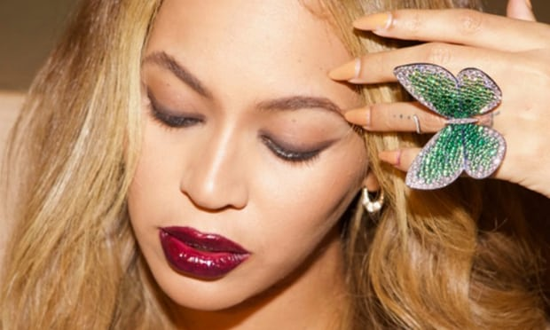Beyoncé Donates Butterfly Ring Gifted By Jay-Z to London Museum