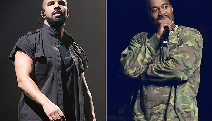 """Rumor Report: Kanye West Was Supposed to be Featured on Drake's """"Nice For What"""" [AUDIO]"""