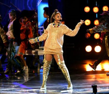 Janet Jackson Received the Icon Award at the Billboard Music Awards [VIDEO]