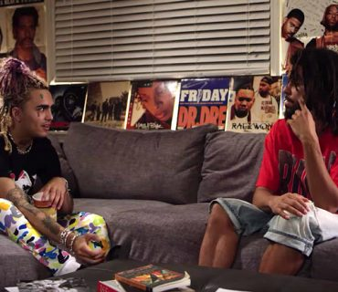 J. Cole Interviews Lil Pump [VIDEO]